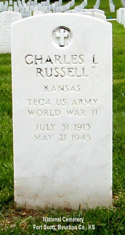 Charles L Charlie Russell