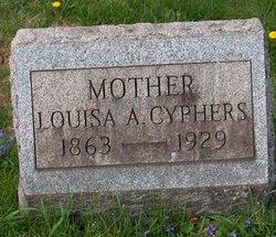 Louise A. <i>Jones</i> Cyphers