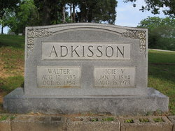 Icie Victory <i>Cupples</i> Adkisson