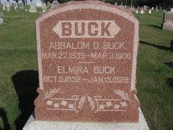 Elmira <i>Crosier</i> Buck