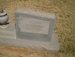 Ruth Ann <i>Smith</i> McClendon
