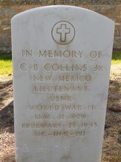 Lieut C B Collins, Jr