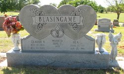 Claude Vibert Blasingame