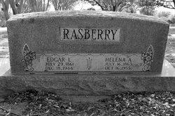 Helena Anna <i>Mohler</i> Rasberry
