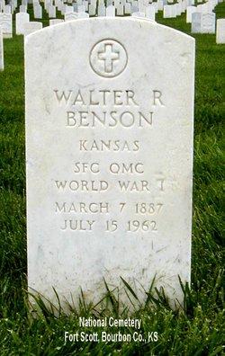 Walter Ray Benson