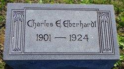 Charles Edward Eddie Eberhardt