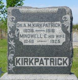 Dr Andrew Marshall Kirkpatrick
