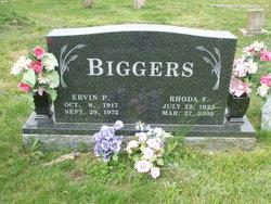 Rhoda Fern <i>Longwell</i> Biggers