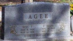 Neva P. <i>Woodmansee</i> Agee
