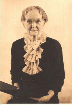 Emma Frances <i>Dudley</i> Adams