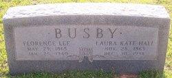 Laura Kate <i>Hall</i> Busby