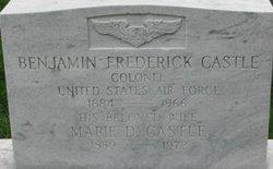 Col Benjamin Frederick Castle