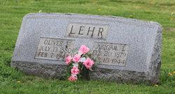 Abigail <i>Lafevre</i> Lehr