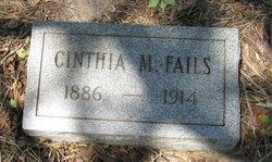 Cinthia M. Fails