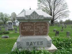 Elizabeth Bayes