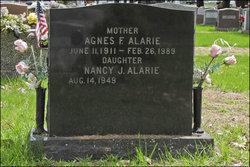 Agnes Frances <i>Flynn</i> Alarie