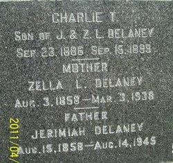 Zella <i>Laird</i> Delaney