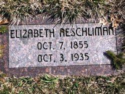 Elizabeth <i>Barger</i> Aeschliman