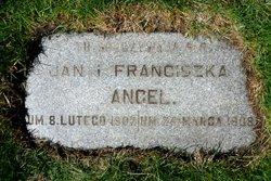 Franciszka <i>Krella</i> Angel