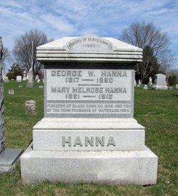 Mary <i>Melrose</i> Hanna