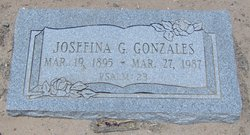 Josefina G Gonzales