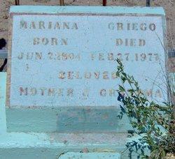 Mariana Griego