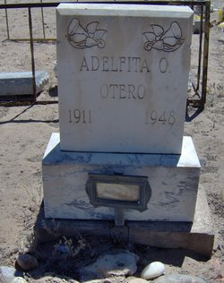 Adelfita O Otero