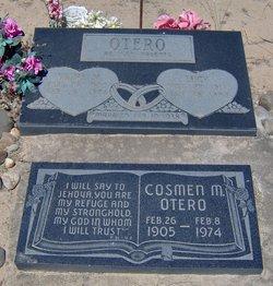 Cosme M Otero