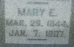 Mary E. <i>Hufford</i> Gephart