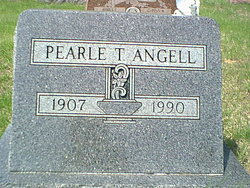 Pearle T Angell