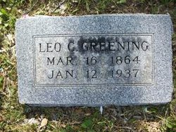 Leo C Greening