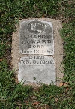 Amanda <i>Atwood</i> Howard
