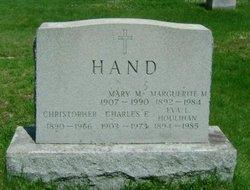 Christopher Hand