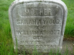 Sarah A. <i>Wood</i> Abbott