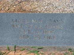 Sallie May Adams