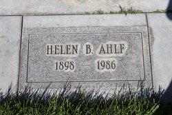 Helen B. Ahlf
