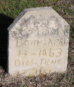 Tom Badon