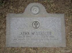 Atha Wilma <i>Thompson</i> Stalcup