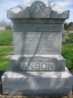 George W Anson