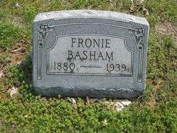 Narciss Saphrona Elizabeth Fronie <i>Bivins</i> Basham