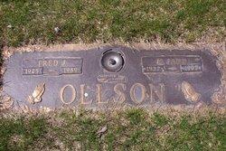 Frederick J Ollson