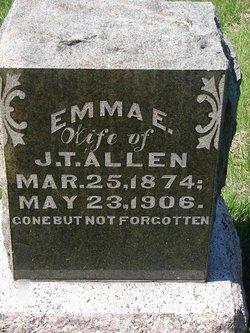 Emma Edith <i>Gilliland</i> Allen