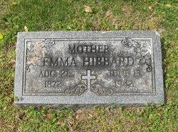 Emma <i>Moehle</i> Hibbard
