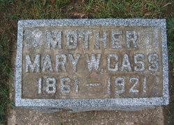 Mary Ellen <i>Ware</i> Cass