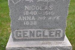 Anna <i>Hofelt</i> Gengler