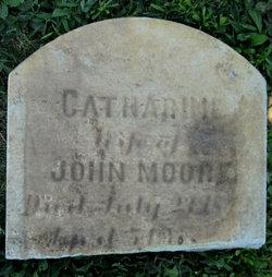 Catharine Moore