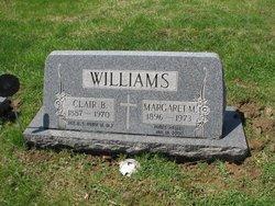 Margaret M <i>Smith</i> Williams