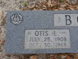 Otis L Boyd