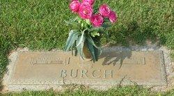 Georgia Mae <i>Pigott</i> Burch