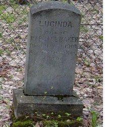 Lucinda <i>Sisk</i> Baker
